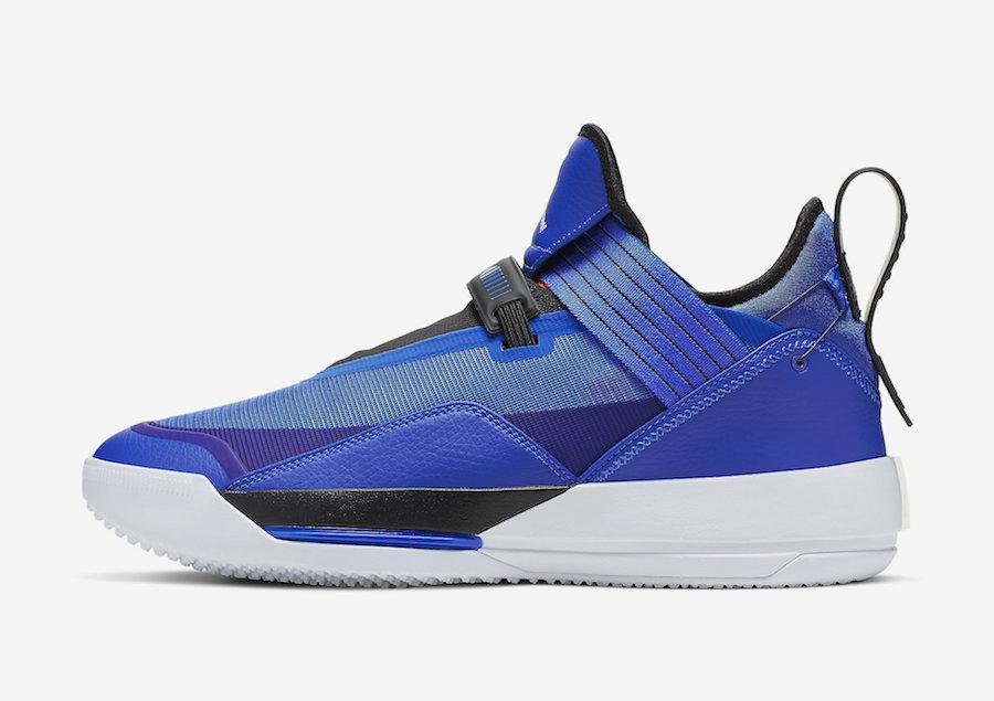 Coming Soon: Air Jordan 33 Low SE Blue
