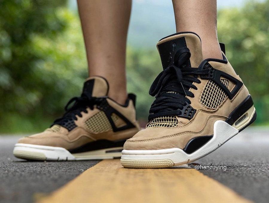 Nike Air Jordan 4 Mushroom: How & Where to Buy Today