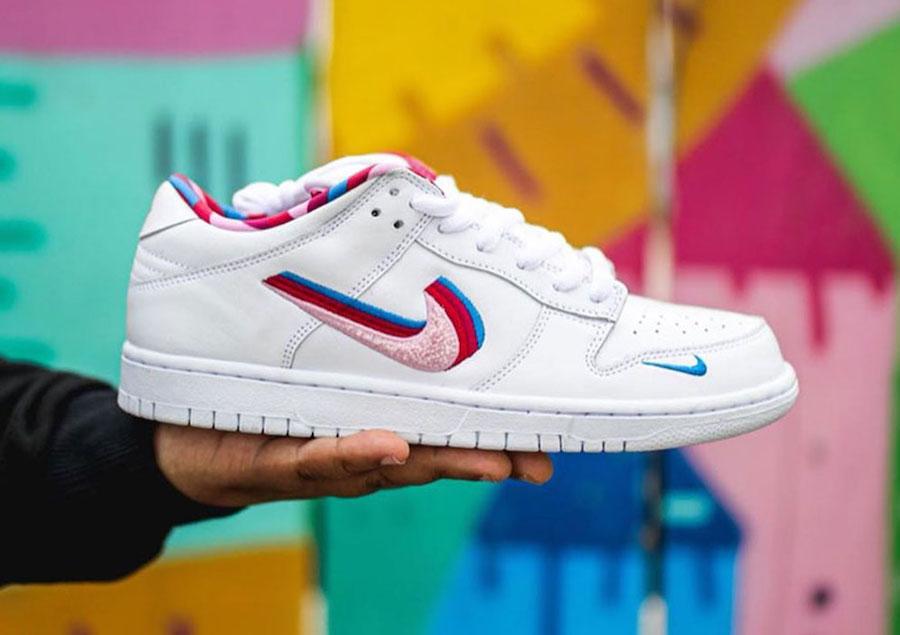 Release Date: Parra x Nike SB Dunk Low