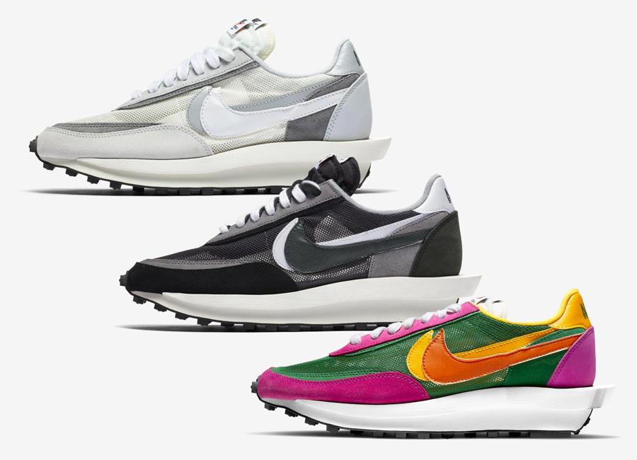 nike sacai shoes price
