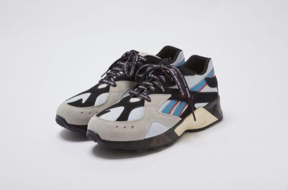 Mita Sneakers x BAL x Reebok Aztrek