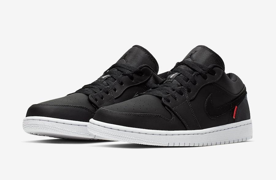 sélection premium bc6a9 b82ed Release Date: Air Jordan 1 Low PSG • KicksOnFire.com