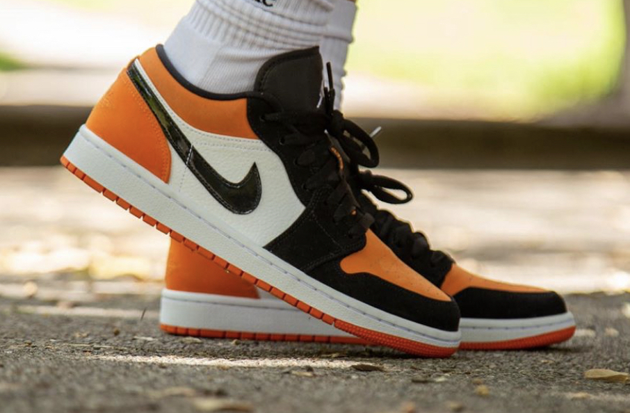 100% authentic 7bbdb 6d407 Look For The Air Jordan 1 Low Shattered Backboard Now ...