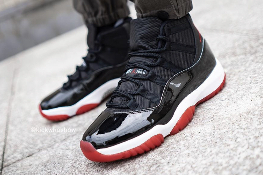 Are You Looking Forward To The Air Jordan 11 Bred 2019