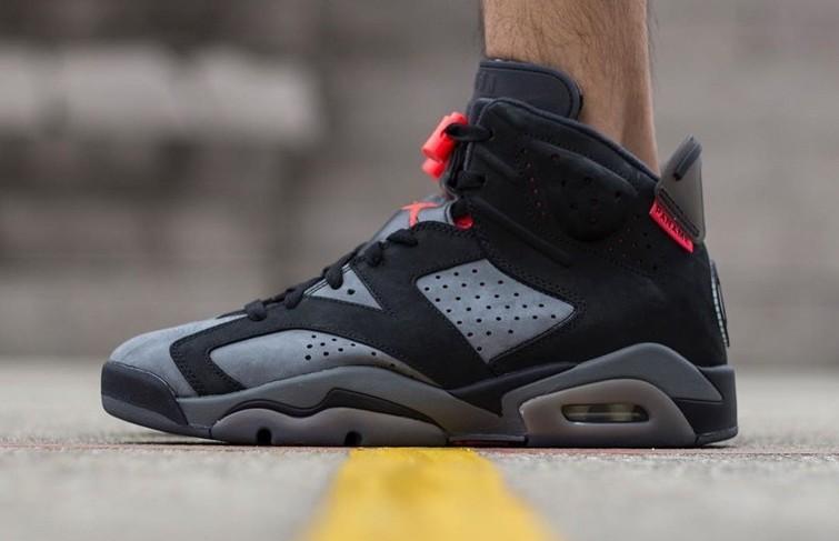 Buy The Air Jordan 6 PSG Right Here • KicksOnFire.com