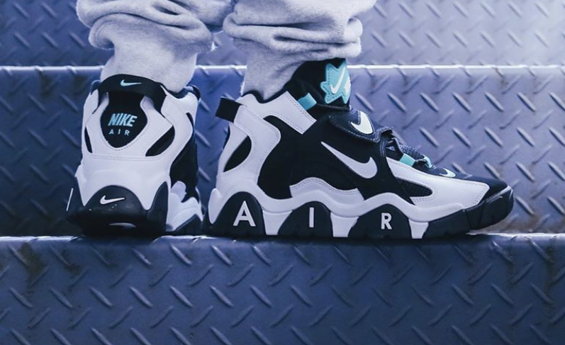 Image result for Nike Air Barrage Mid Cabana