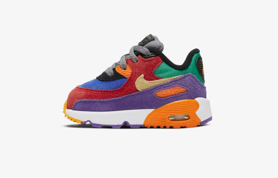 Nike Air Max 90 Viotech Also Releasing In Toddler Sizes • KicksOnFire.com