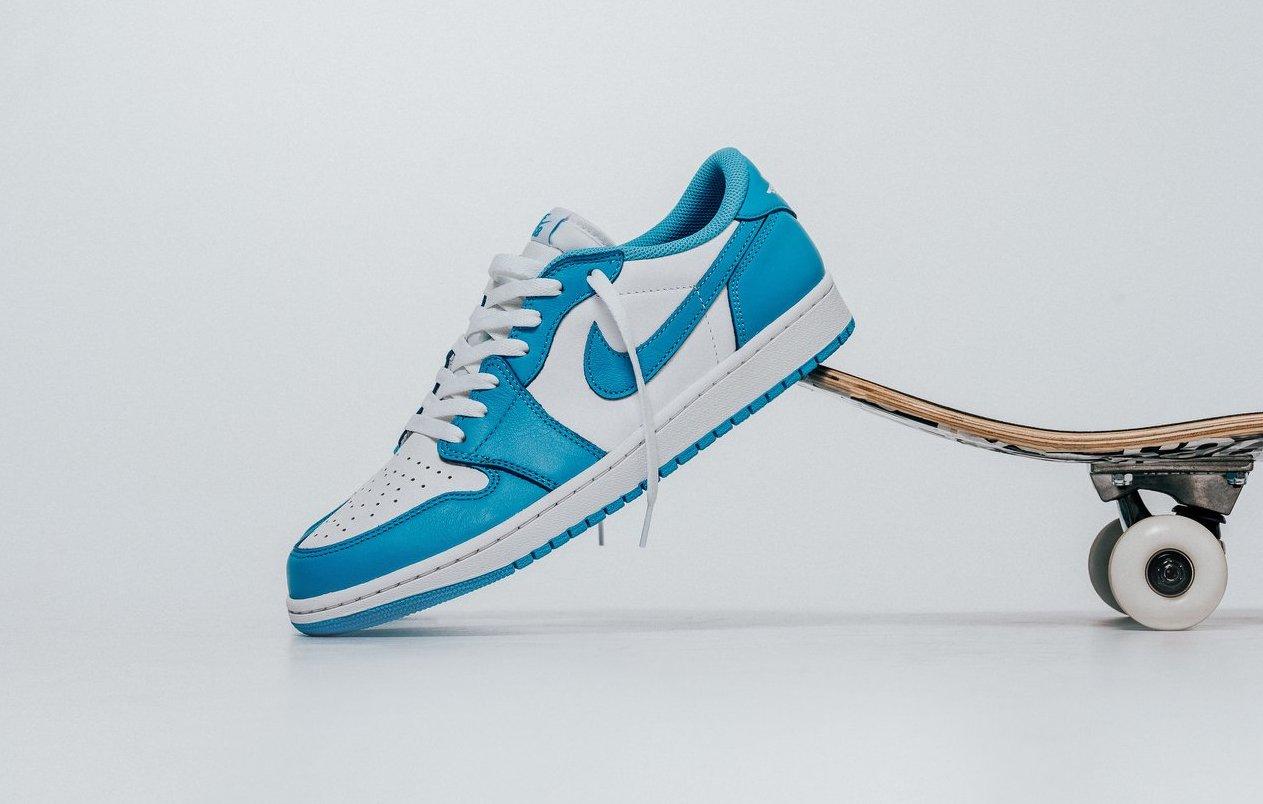 Buy The Nike SB x Air Jordan 1 Low Dark