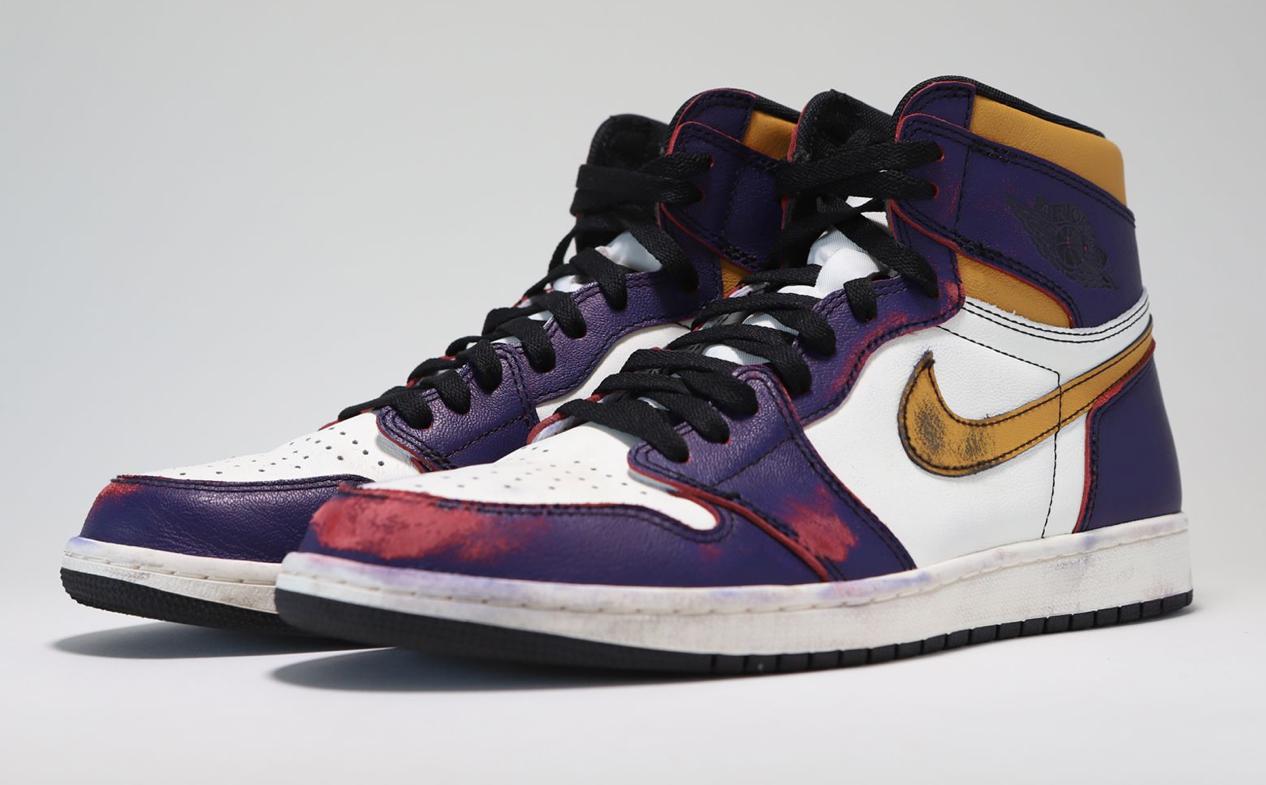 Nike SB x Air Jordan 1 Retro High OG LA