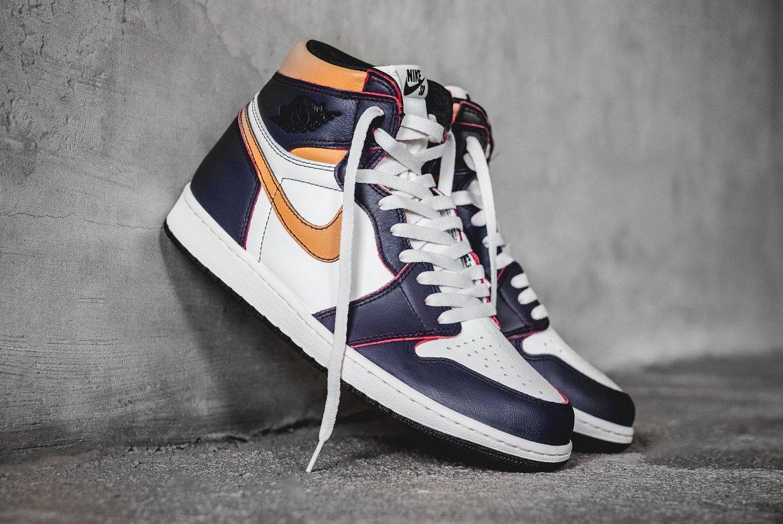plus récent 8b043 3d221 Nike SB x Air Jordan 1 Retro High OG LA to Chicago ...