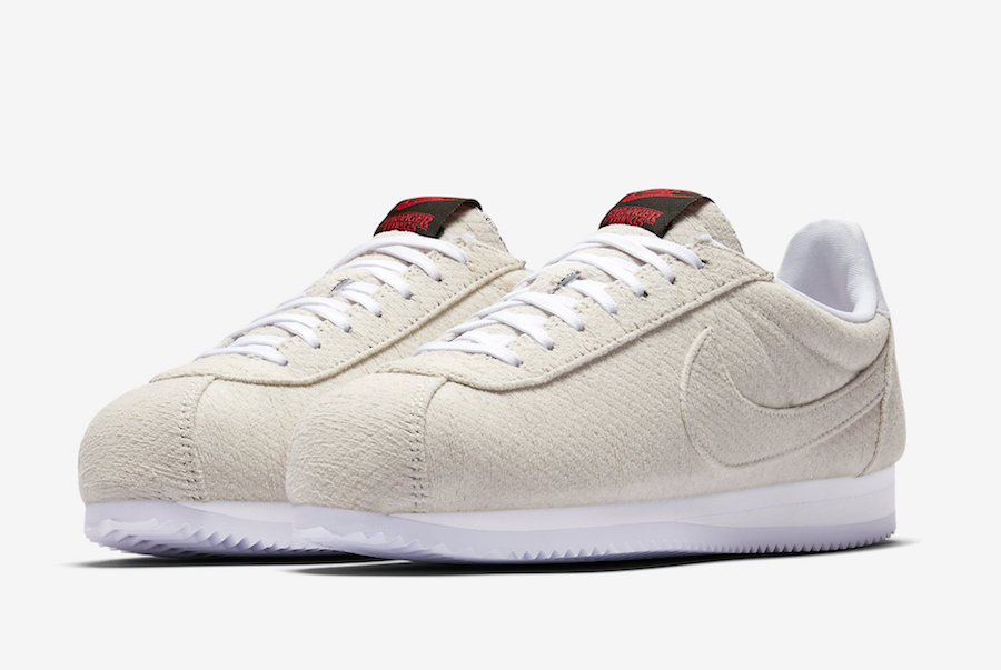 nike cortez kicks on fire