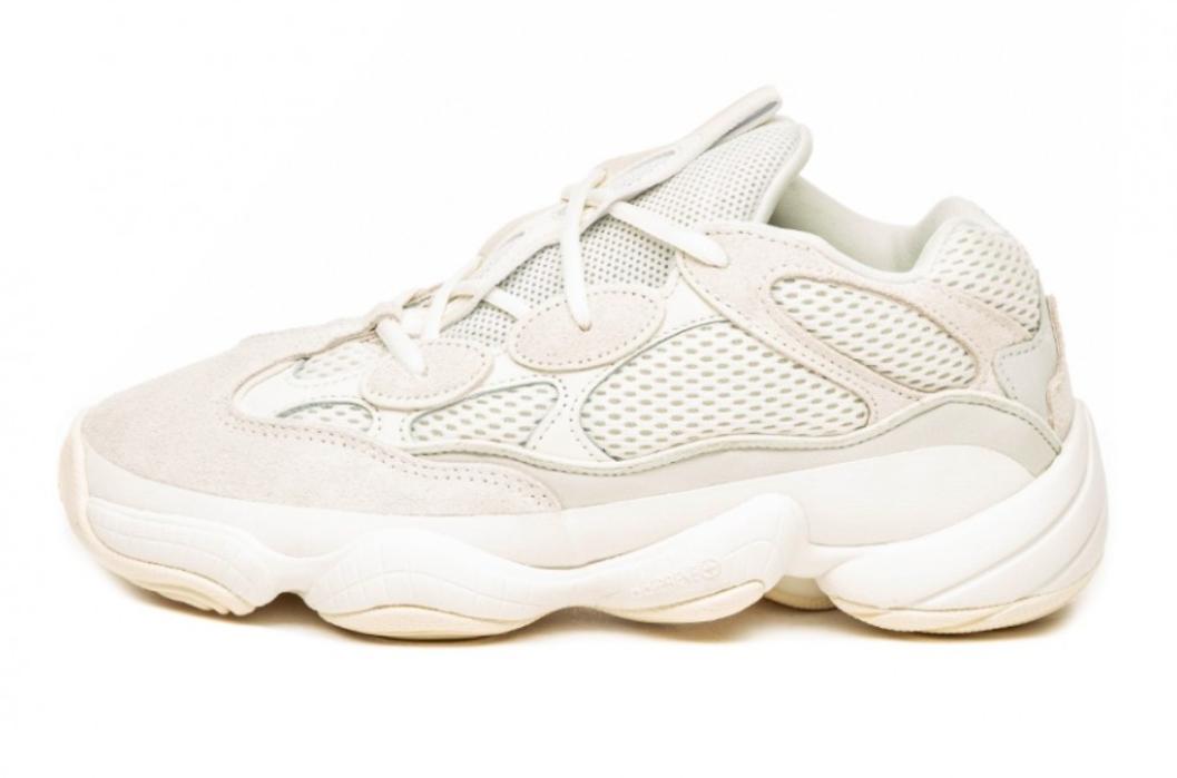 big sale 3813f c37a8 adidas Yeezy 500 Bone White • KicksOnFire.com