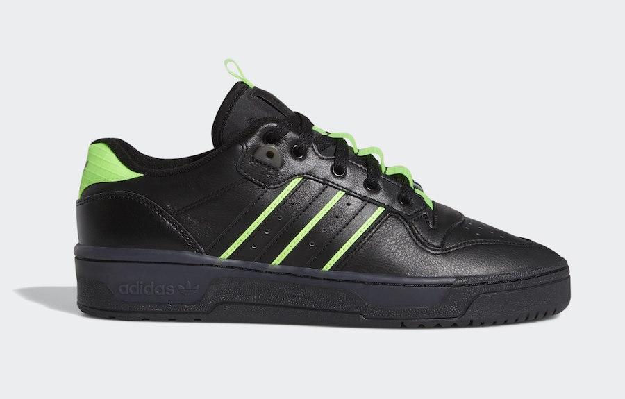 Release Date: adidas Rivalry Low Solar Green • KicksOnFire.com