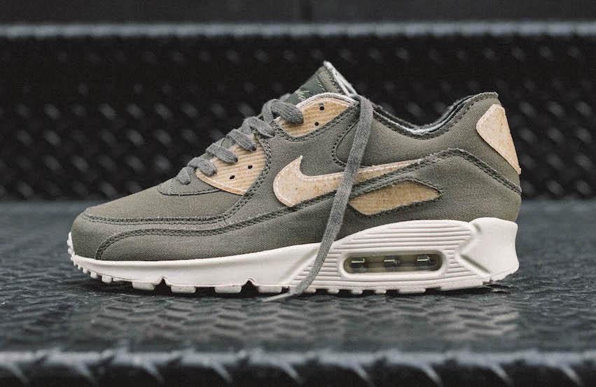 Release Date: maharishi x Nike Air Max 90 Maha Olive • KicksOnFire.com