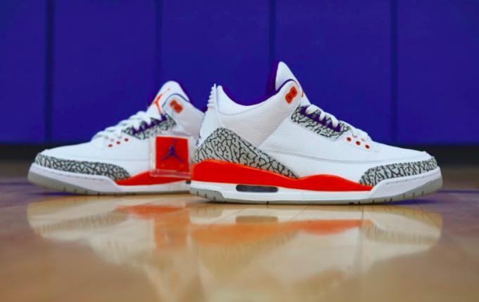 meilleur pas cher 2112d 21bd0 Is The Air Jordan 3 Knicks Rivals A Must Cop? • KicksOnFire.com