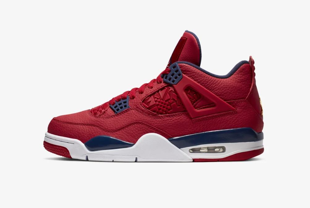 Air Jordan 4 SE FIBA • KicksOnFire.com