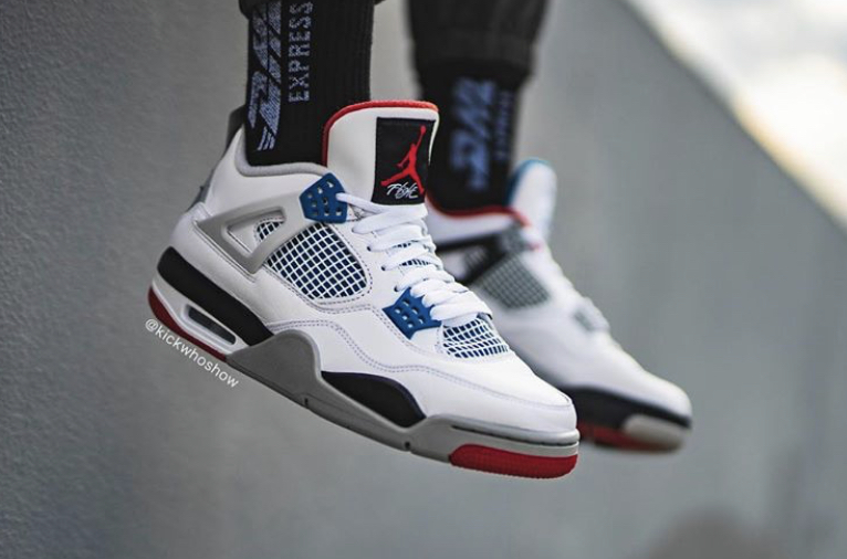 Are You Waiting For The Air Jordan 4 What The? • KicksOnFire.com