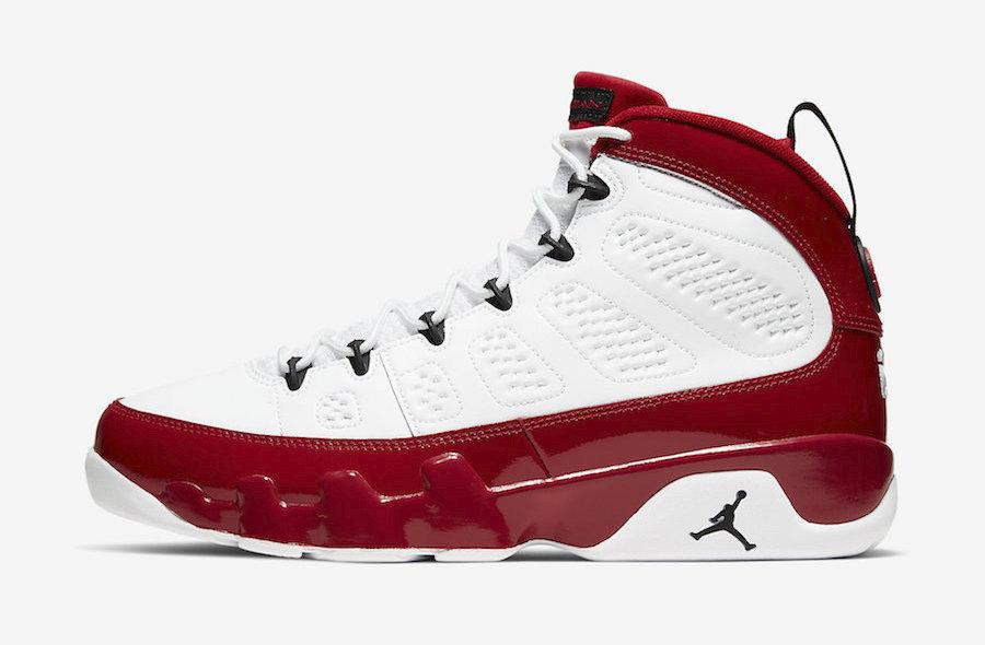 Air Jordan 9 Gym Red • KicksOnFire.com