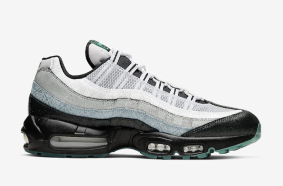 best service ff52b 817d0 Coming Soon: Nike Air Max 95 Day of The Dead • KicksOnFire.com
