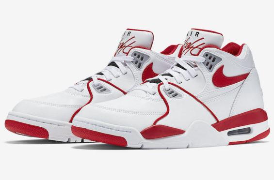 Nike Air Flight '89 University Red Returning This Year