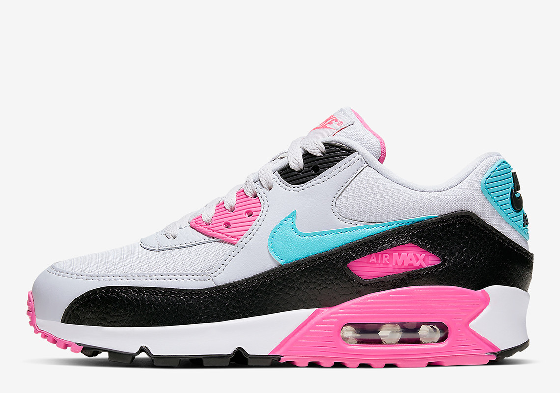 The Nike Air Max 90 Gets Hit With The