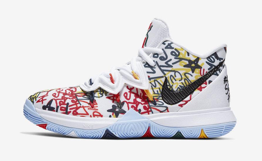 Nike Kyrie 5 GS Keep Sue Fresh