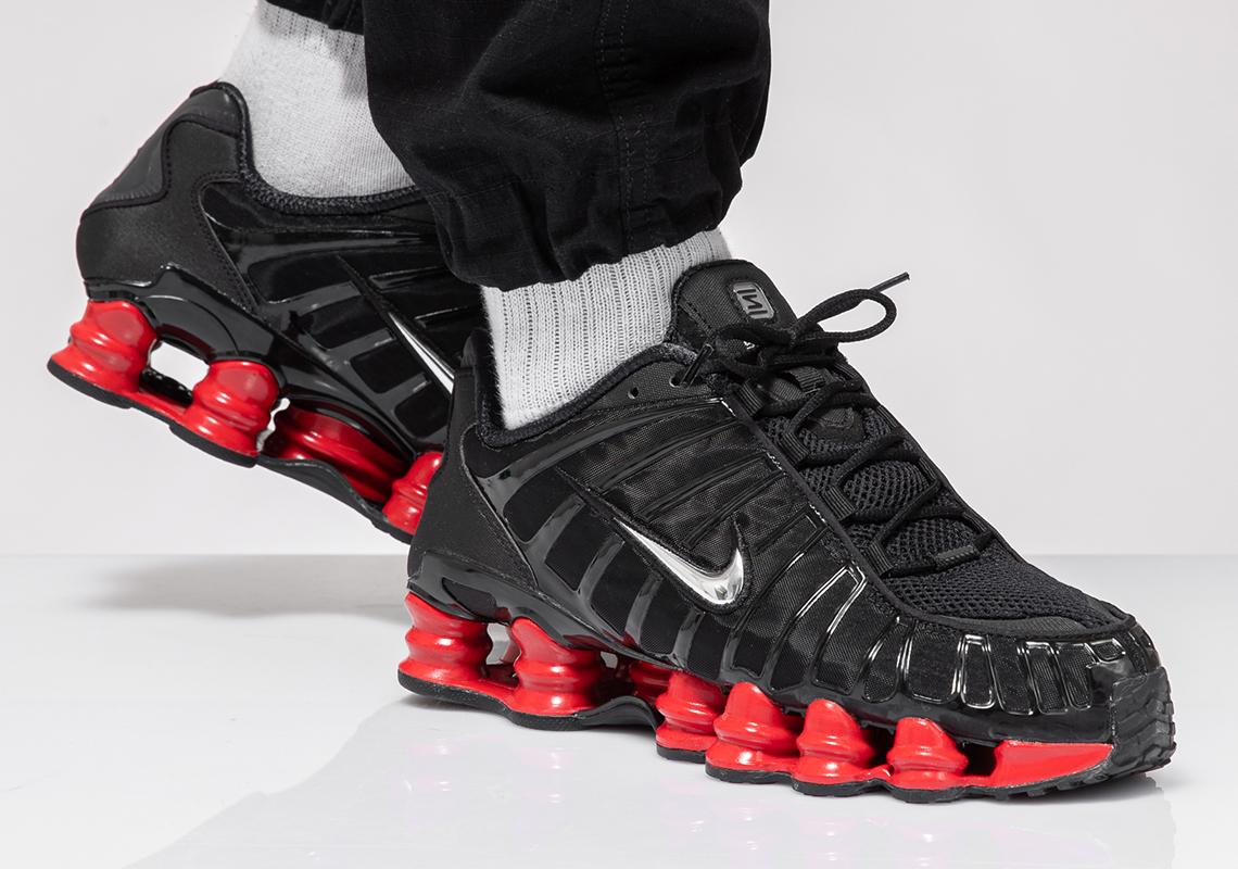 On-Feet Look At The Skepta x Nike Shox TL • KicksOnFire.com