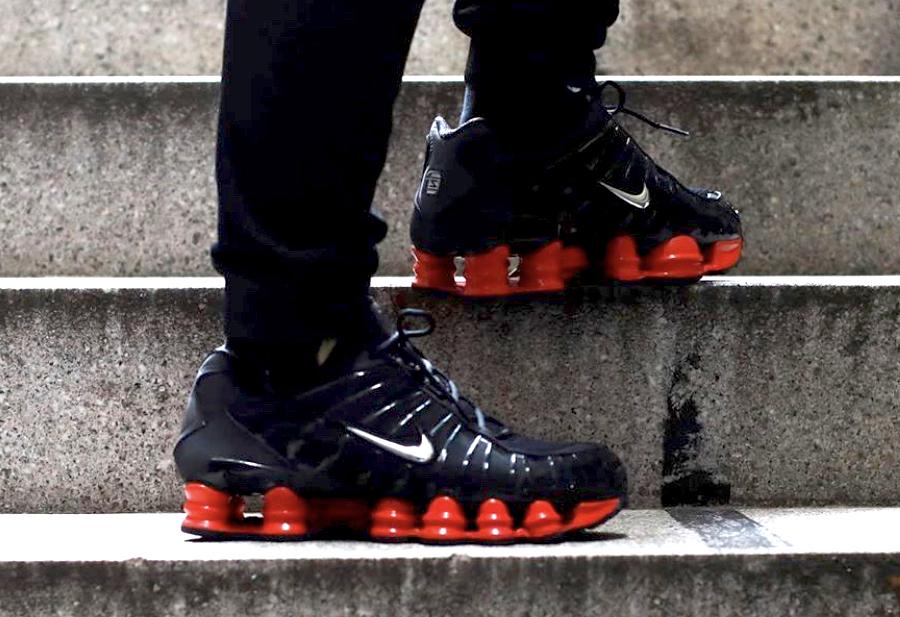 Skepta x Nike Shox TL Black Dropping In A Few Days • KicksOnFire.com