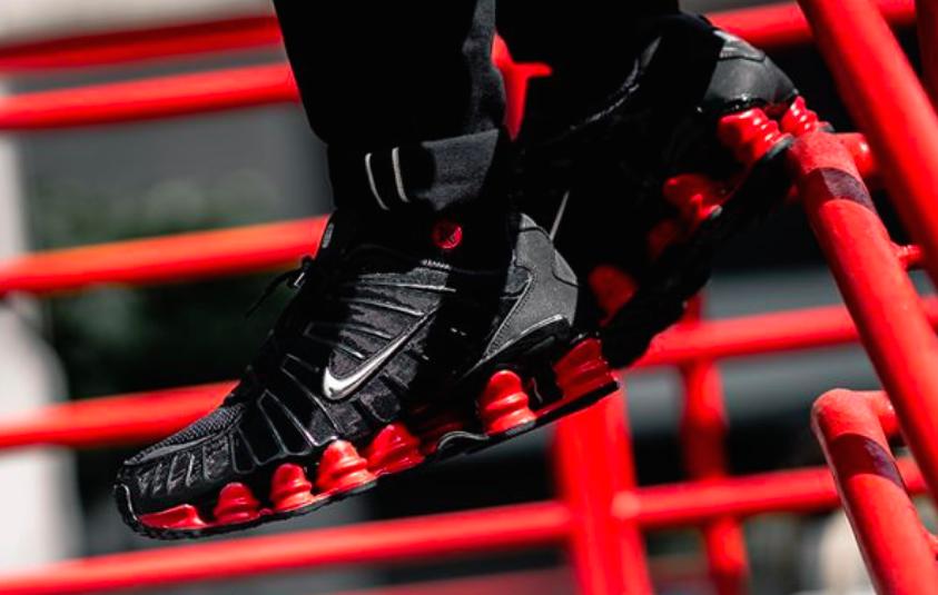 Get Ready For The Skepta x Nike Shox TL Black • KicksOnFire.com