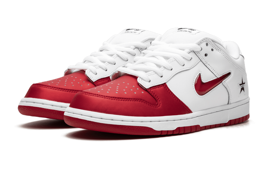 reasonable price best supplier quality Look For The Supreme x Nike SB Dunk Low Varsity Red Now ...