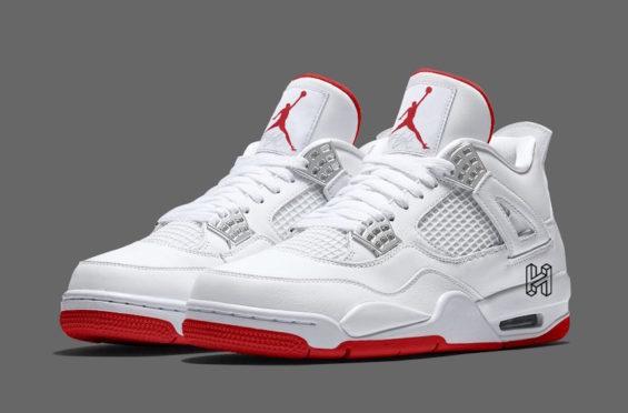Air Jordan 4 White University Red To Debut Next Year