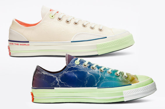 Release Date: Pigalle x Converse x Nike Fall 2019 Collection