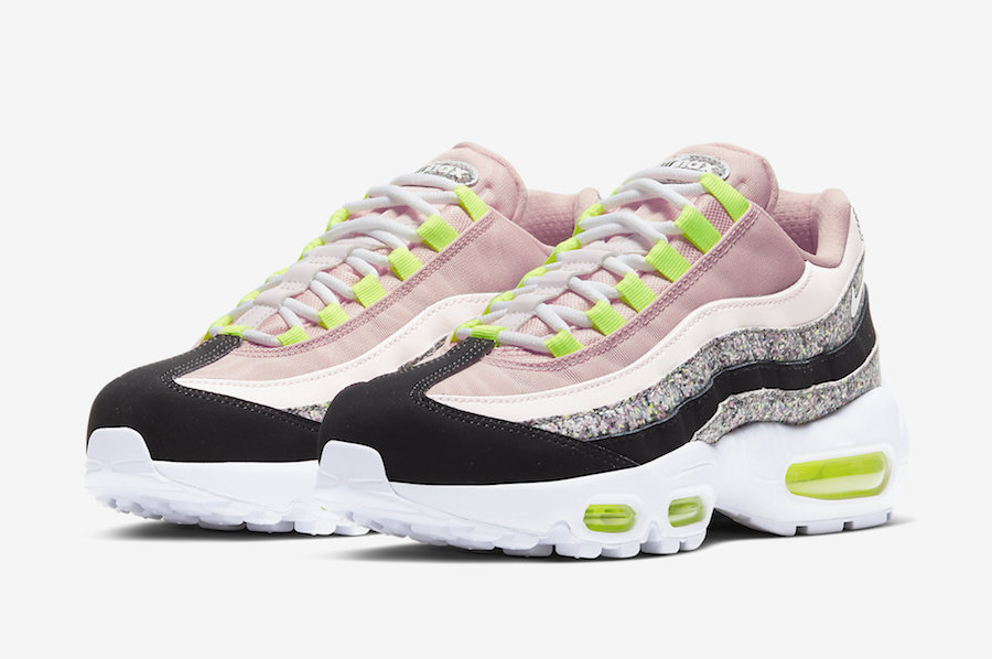 Go Glittery With Nike's New Air Max 95