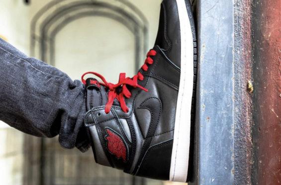 Do You Like The Air Jordan 1 Retro High Og Black Satin
