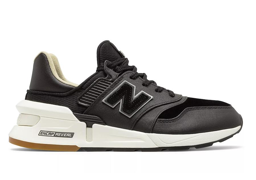 Premium Leather Covers The New Balance 997S • KicksOnFire.com