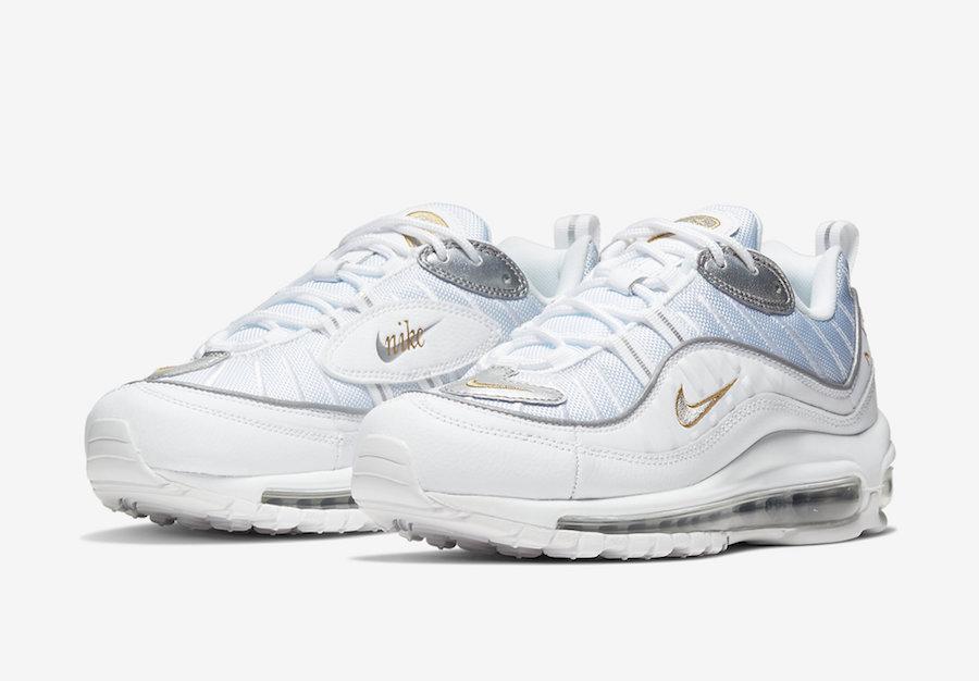 Winter Vibes Hit The Nike Air Max 98 Kicksonfire Com