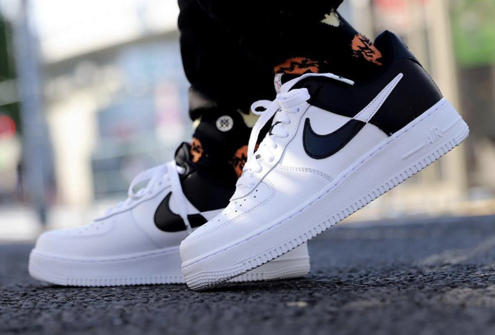 Look Out For The Nike Air Force 1 '07 LV8 NBA White Black