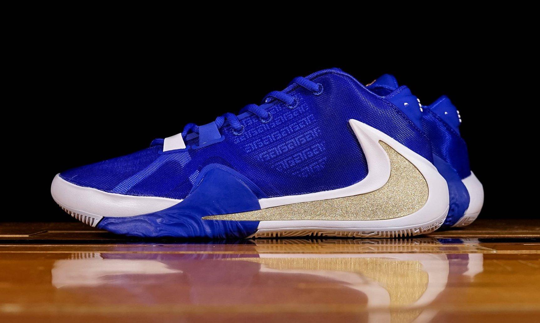 Nike Zoom Freak 1 Greece Releasing Next
