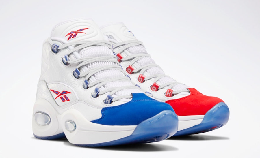 The Reebok Question Mid Double Cross Celebrates Allen Iverson's Legacy Along With 'Crossover U' Workshop Series • KicksOnFire.com