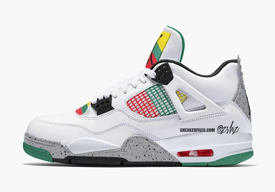 Air Jordan 4 WMNS Do The Right Thing