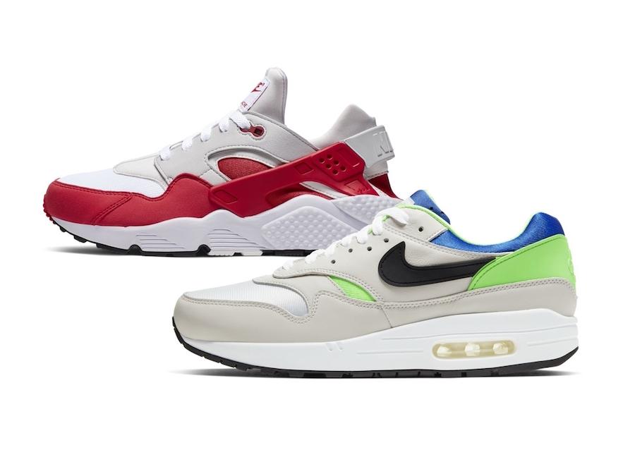 Nike Set To Release Nike Air Max 1/Huarache Pack • KicksOnFire.com