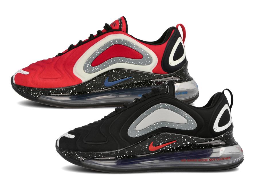Release Date Undercover X Nike Air Max 720 Kicksonfire Com