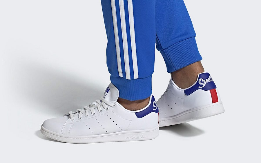 The Iconic adidas Stan Smith Gets New