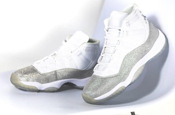 What Would You Rate The Air Jordan 11 WMNS Metallic Silver?