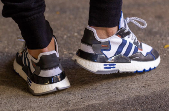 Are You Waiting For The Star Wars x adidas Nite Jogger R2 D2
