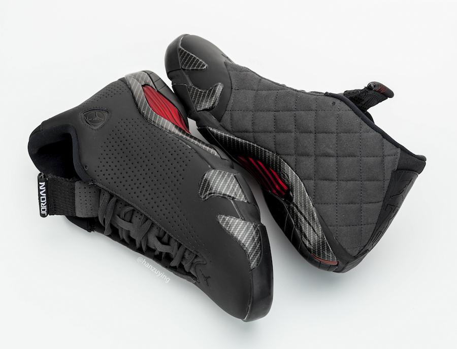 The Air Jordan 14 SE Black Ferrari
