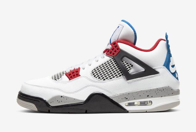 Air Jordan 4 What The • KicksOnFire.com