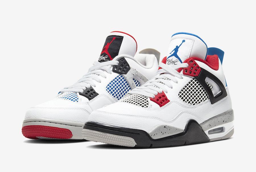 Upcoming Air Jordan 4