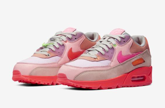 UK Racer Pink Hyper Magenta Total Crimson Nike Air Max gran