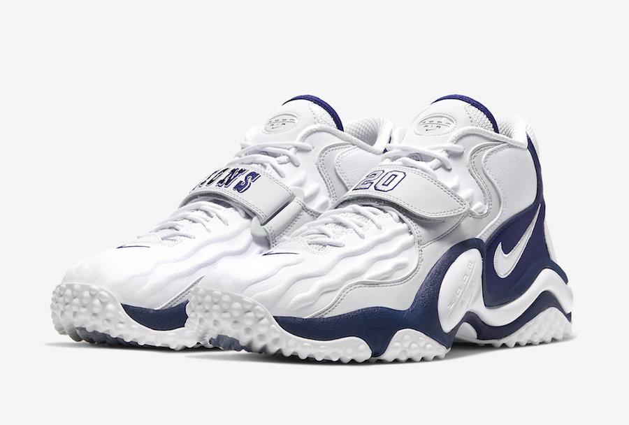 Nike drops Barry Sanders 20th anniversary shoe